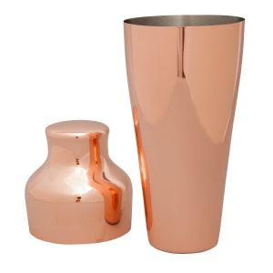 Art Deco Mezclar cocktail shaker 550ml, verkoperd