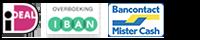 Betaal veilig en vertrouwd bij Basicbartools.com